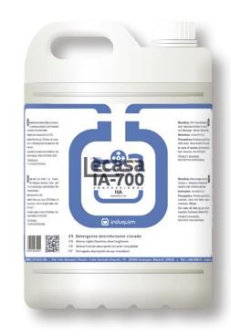 Detergente Desinfectante Clorado IA-700