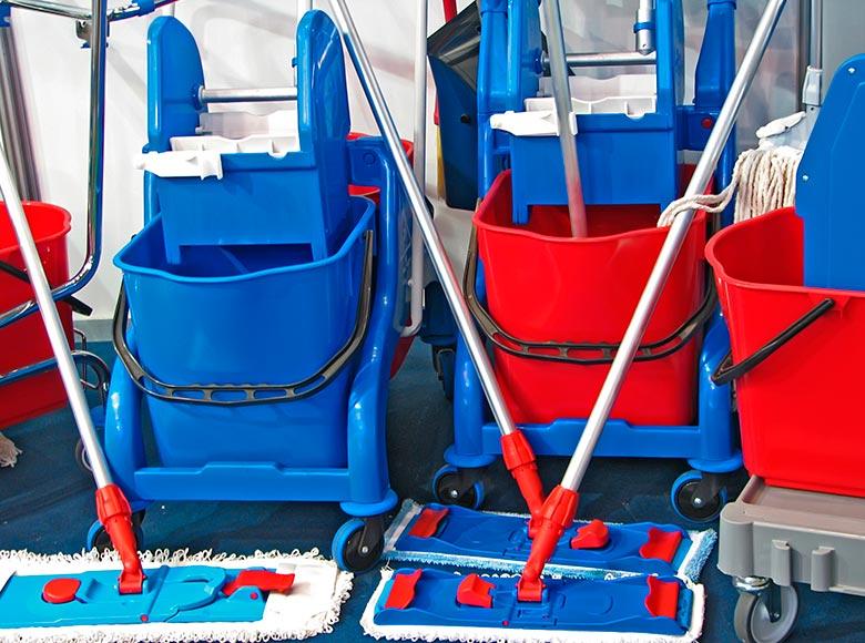 carrito de limieza barato y profesiona oferta 1 - ¿Por qué necesito un carrito de limpieza?