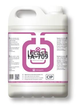 Higienizante en Base Ácido Peracético 15% IA-709, 30 KGS