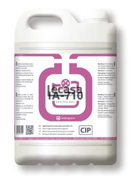 Desinfectante en Base Ácido Peracético 5% IA-710 , 25 KGS