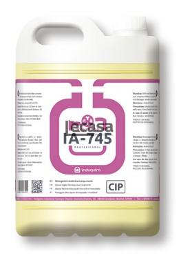 Detergente Cáustico Autoespumante IA-745