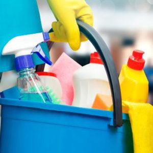 Desinfección y limpieza general
