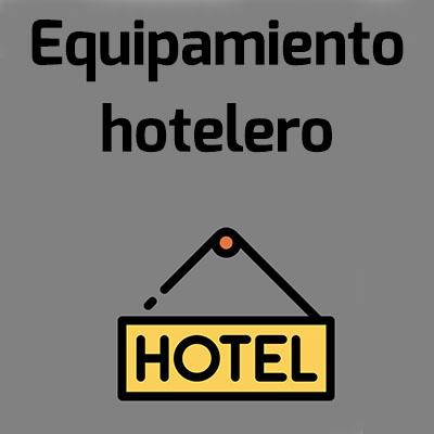 equipamiento hotelero 1 - Inicio