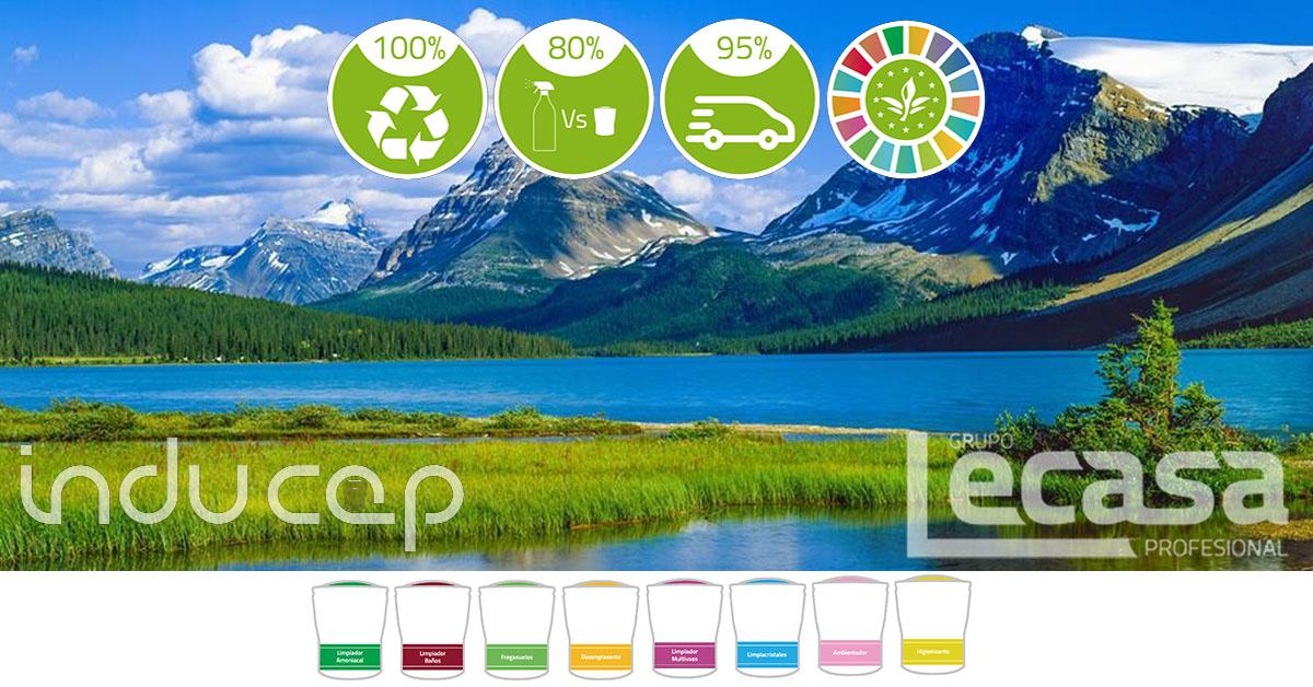 inducap productos de limpieza - Producto Ultraconcentrado de limpieza Inducap