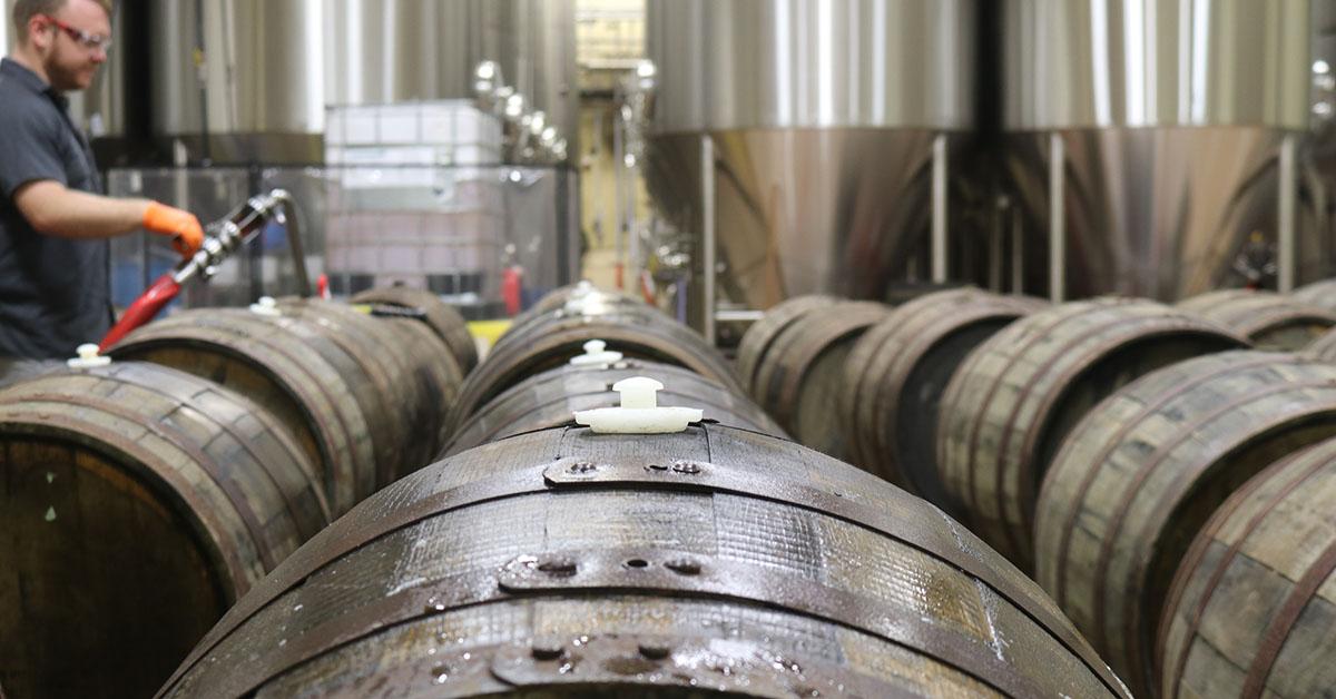 industria vinicola - Limpieza y desinfección, bodegas vinícolas