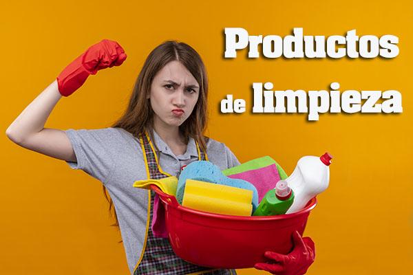 productos de limpieza 1 - Inicio