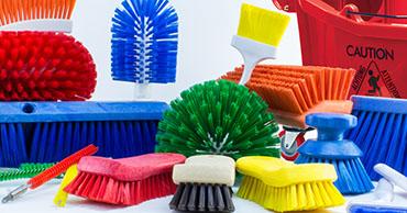 utiles de limpieza codificacion por colores - Productos de Limpieza y desinfección