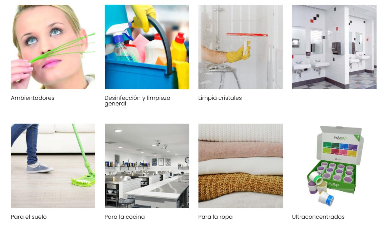 Productos de limpieza para ayuntamientos e instalaciones públicas
