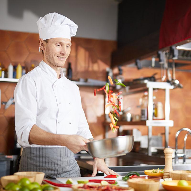 accesorios para cocinas de restaurantes - RESIDENCIAS DE MAYORES / HOSPITALES