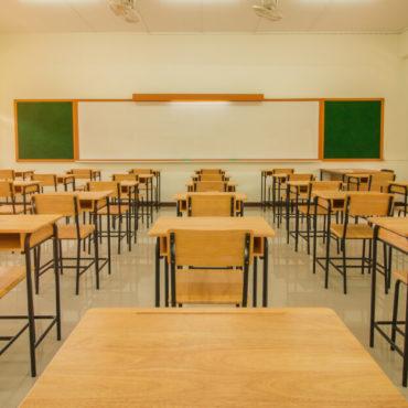 calidad del aire interior en centros educativos 370x370 - Desinfección completa para centros educativos