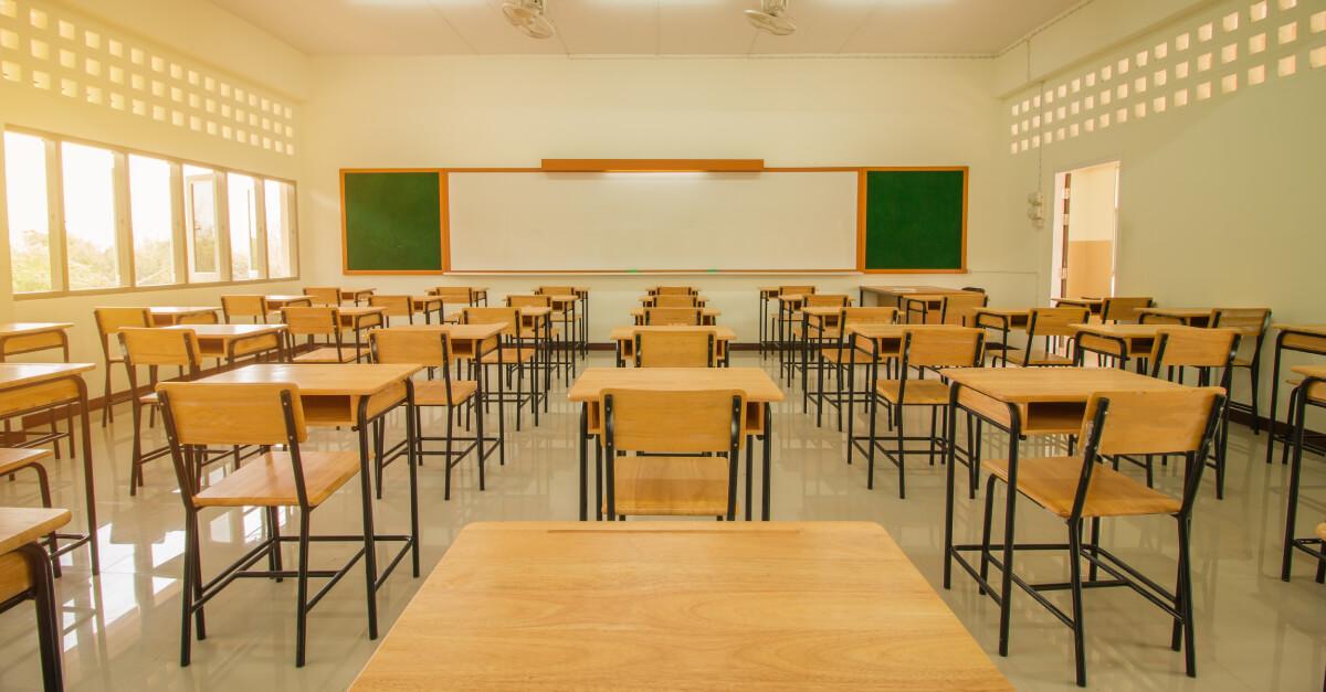 calidad del aire interior en centros educativos - Desinfección completa para centros educativos